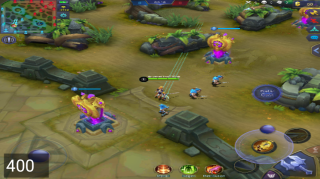 Cara Zoom Out Map Mobile Legends for Android [ROOT ONLY